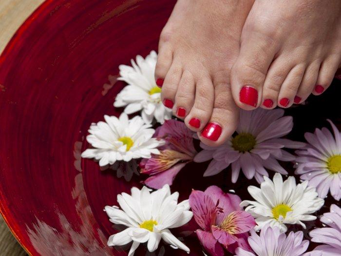 5 Langkah Melakukan Pedikur di Rumah yang Harus Kamu Coba