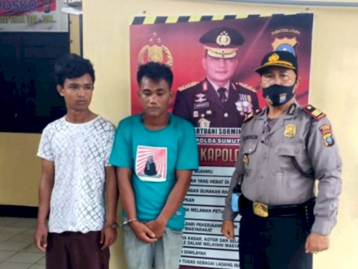Begitu Heroik, Wanita di Tanjung Morawa Berhasil Gagalkan Aksi Perampokan 2 Pria