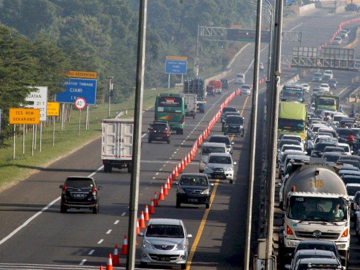 Ratusan Ribu Mobil Keluar Jakarta di Libur Panjang, Ini Imbauan Jasa Marga
