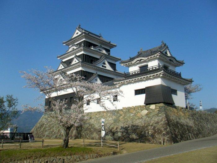 Kastil Ozu di Jepang Diubah Jadi Hotel Bernuansa Abad ke-16