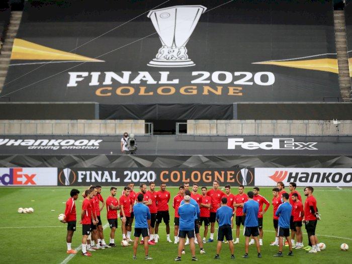 Sevilla Dianggap Seperti Punya 'Hubungan Asmara' dengan Liga Eropa