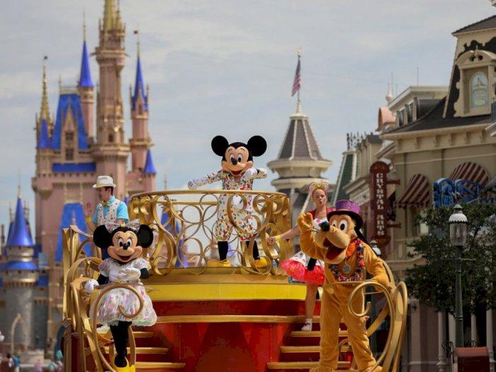 Disney Ciptakan Kostum Unik dan Sarung Kursi Roda untuk Halloween