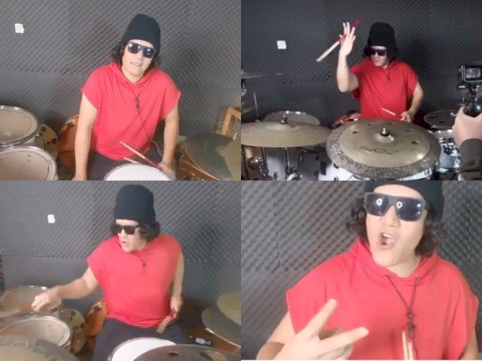 Ditangkap Polisi Karena Ganja 1 Kilogram, Ini Unggahan Terakhir Drummer J-Rocks