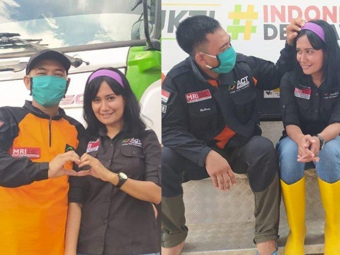 Bertemu saat Bencana Alam, Dua Relawan Kemanusiaan Ini Menikah Tepat pada Tahun Baru Islam