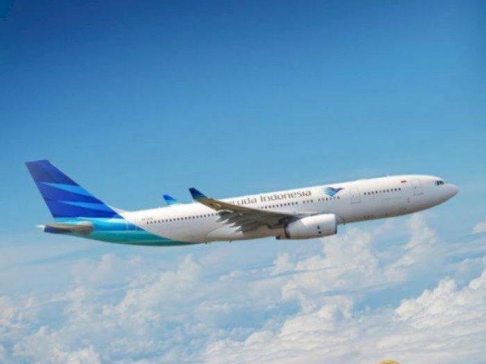 Maskapai Garuda Indonesia Buka Rute Baru Palembang Tujuan Yogyakarta dan Medan