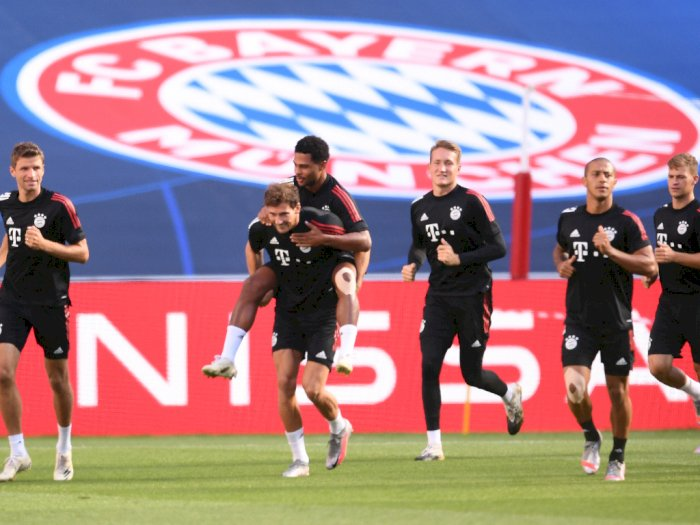Bayern Munchen Diklaim Bakal Juara Liga Champions, Ada Prediksi Lain?