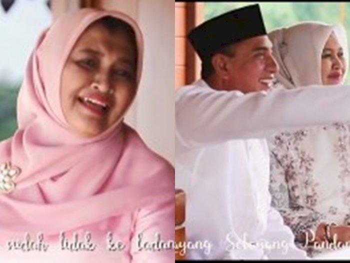 Istrinya Ternyata Jago Dendang Melayu, Gubernur Sumut Edy Rahmayadi:  Wah, Gak Nyangka!