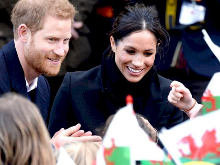 Meghan Markle Diminta Copot Gelar Duchess of Sussex
