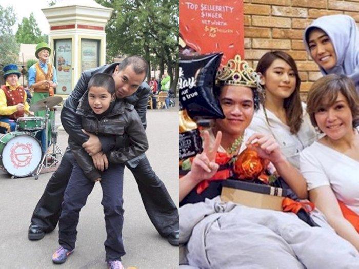 Gak Nyangka, Begini Reaksi Ahmad Dhani dan Maia Estianty saat Dul Jaelani Ulang Tahun