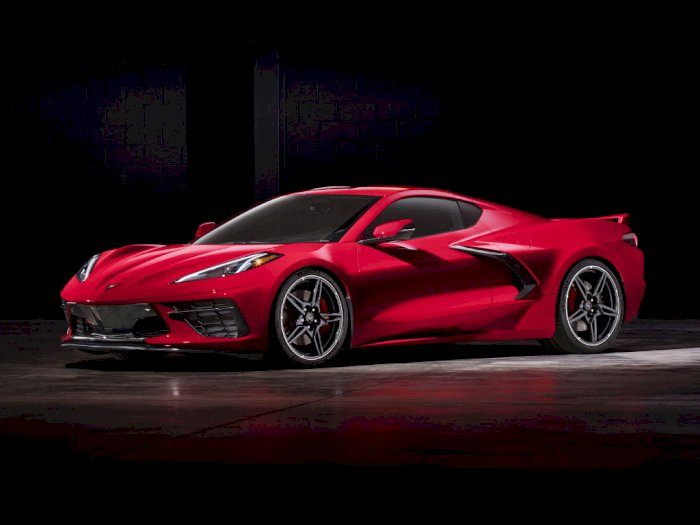 Seperti Ini Suara Prototype Mobil Corvette C8 Z06 dengan Mesin V8!