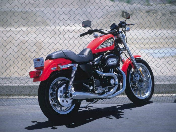 Segini Harga Motor Harley Davidson di Tangsel yang Dibawa Kabur Penipu