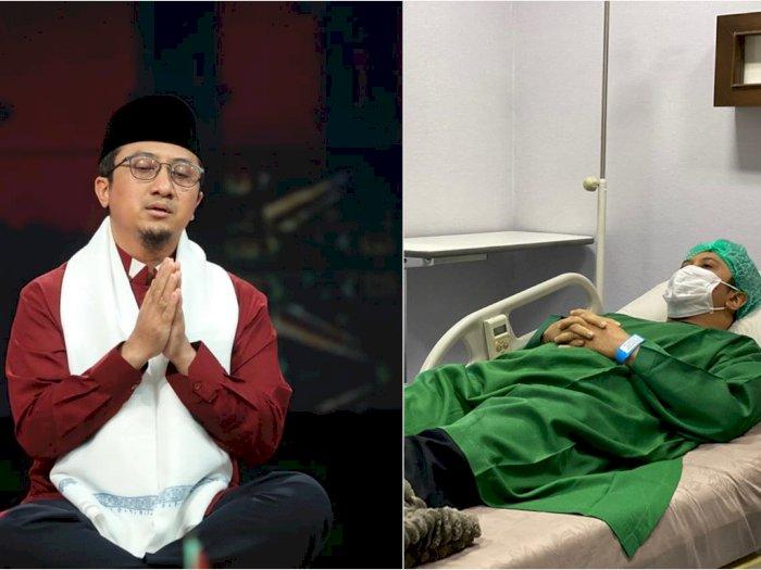 Menderita Penyumbatan Darah di Leher, Ustadz Yusuf Mansur Merasa Dirinya Disuruh Bertobat