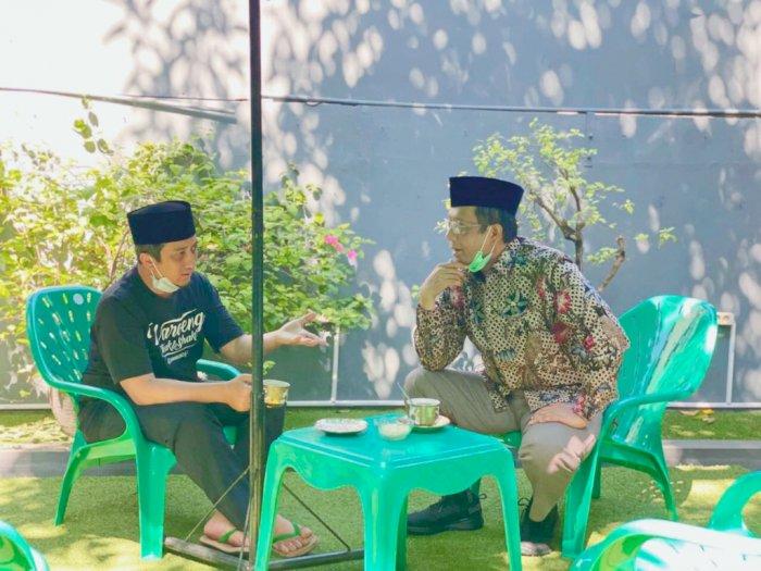 Sempat Cemas dengan Kondisi Ustadz Yusuf Mansur, Mahfud MD: Ternyata Sakit Ringan