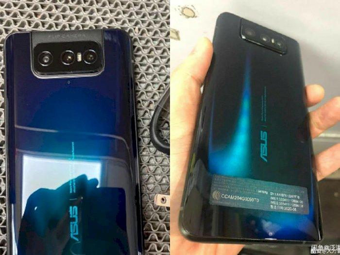 Jelang Perilisan, Bocoran Foto Smartphone Asus Zenfone 7 Beredar di Internet!