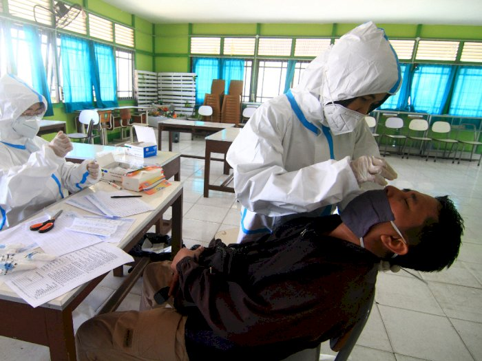 Kasus Virus Corona di Sumut Kini Mencapai 6.000 Lebih