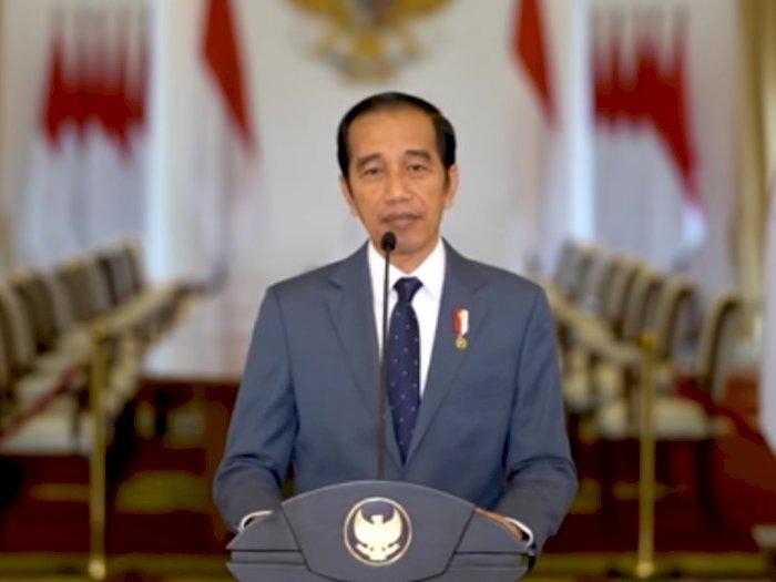 Hadapi Krisis, Presiden Jokowi Minta Persaingan Sehat Harus Dibuka untuk Semua Bidang