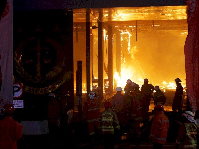 Pemprov DKI Akan Inventarisir Alat Pemadam di Seluruh Gedung di Jakarta