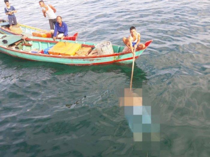 Ditemukan Mengapung, Korban Kecelakaan Kapal di Laut Sibolga Bertambah Satu Lagi