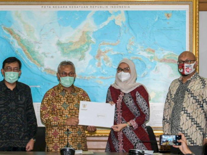 Sempat Dipecat Jokowi, Evi Novida Ginting Kembali Jabat Komisioner KPU RI