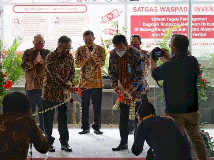FOTO: Peresmian Gedung Baru OJK di Yogyakarta