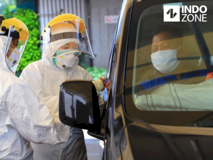 Lakukan Swab Test Mandiri, Kadis DKI Jakarta Positif Terinfeksi Corona