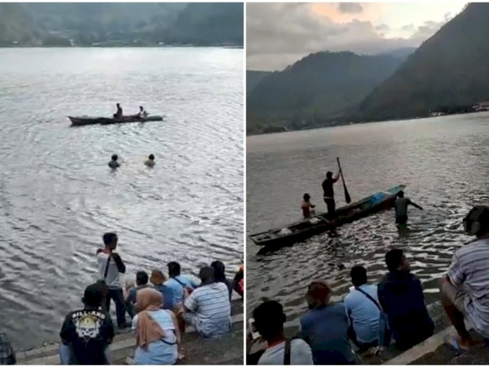 Seorang Warga Hilang Saat Berenang di Danau Toba Tongging, Pencarian Masih Dilakukan
