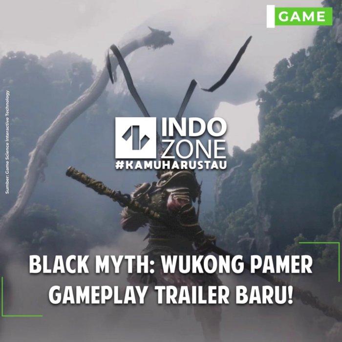Black Myth: Wukong Pamer Gameplay Trailer Baru!