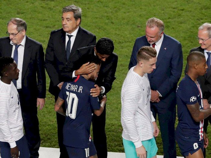 Dikalahkan Bayern Munchen, Presiden PSG: Kami bakal Juara Liga Champions Suatu Saat Nanti