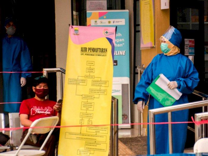 Perkantoran Jadi Klaster Baru Penyumbang Kasus Positif COVID-19 di Bandung