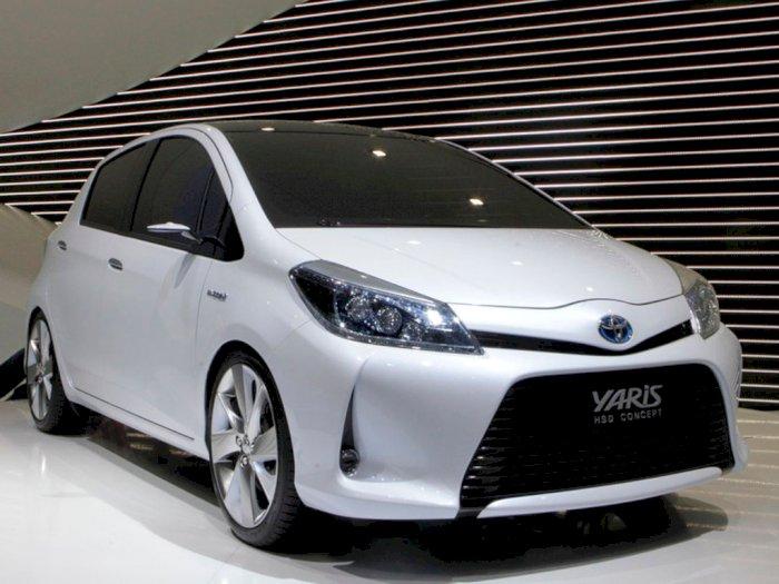 Toyota Dilaporkan Setop Jual Mobil Yaris di AS dan Kanada, Kenapa?