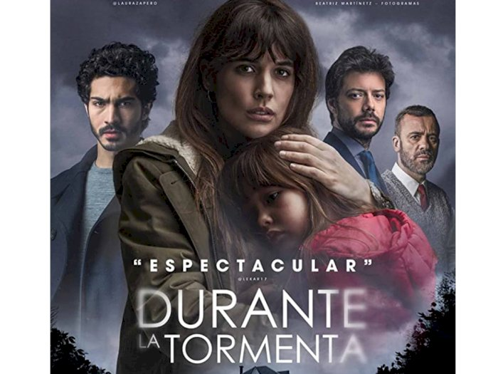 """Sinopsis Film Thriller Spanyol """"Mirage (2018)"""" - Mencari Kebenaran dalam Dunia Paralel"""
