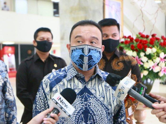 DPR Bakal Dalami Rumor Berkas Hilang Akibat Kebakaran Gedung Kejagung