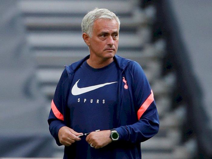 Jose Mourinho Bocorkan Rahasia Menangani Media Sepak Bola Inggris