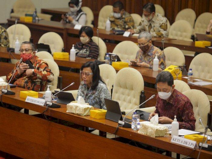 DPR RI Meminta Pemerintah Untuk Segera Realisasi Anggaran Pemulihan Ekonomi