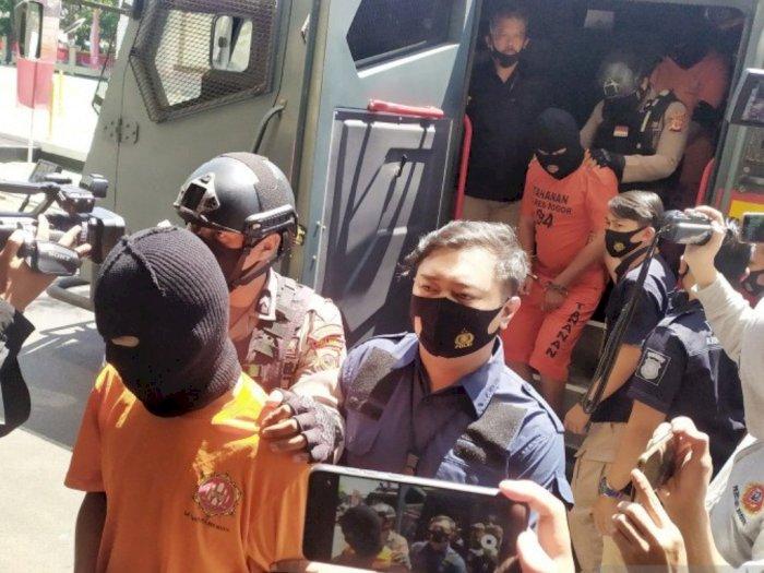 Polisi Sudah Kantongi Nama Pelaku Lain Kasus Bom Molotov PDIP Bogor