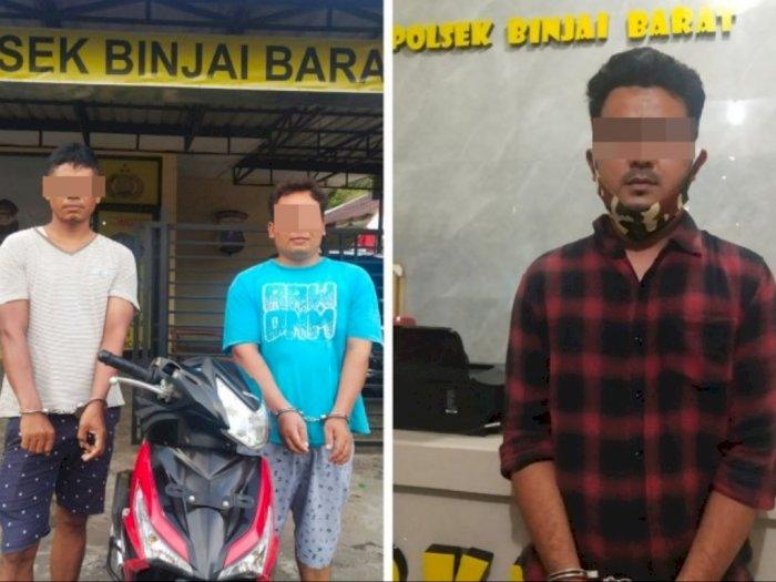 Singgah Sebentar di Warung, Sepeda Motor Raib dan Dijual via Facebook