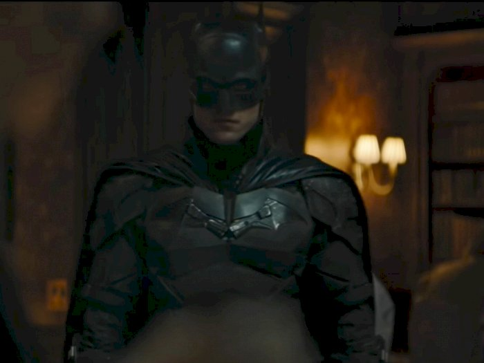 Teaser 'The Batman' Dirilis: Ada Psikopat, Detektif, dan Robert Pattinson yang Brutal
