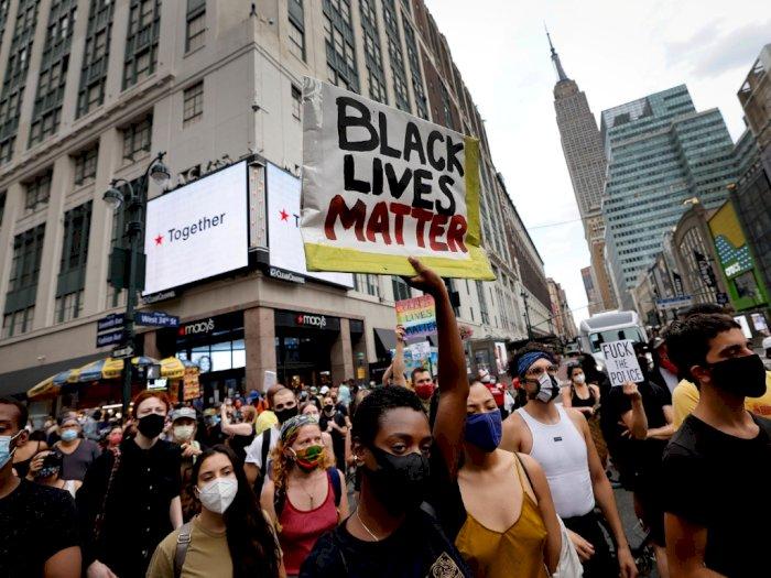 Penembakan Pria Kulit HitamJacob Blake Timbulkan Gelombang Aksi Demonstrasi di AS
