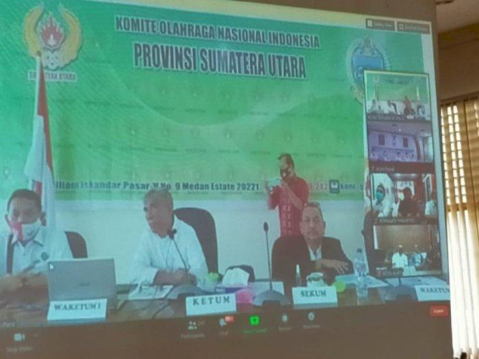 PON 2024 Sumut-Aceh Masih Belum Jelas, SK Tuan Rumah Belum Keluar
