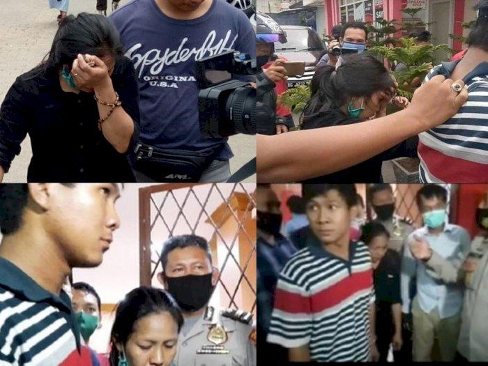 Astaga, Istri Nekat Selundupkan Sabu ke Kantor Polisi saat Jenguk Suami, Ngaku Dipaksa