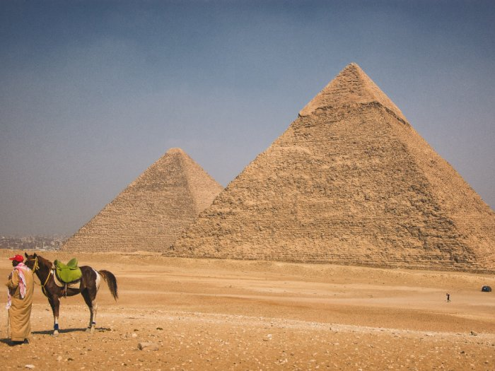 Piramida Giza di Mesir akan Dilengkapi Lounge, Bioskop, dan Kafe, Keren!