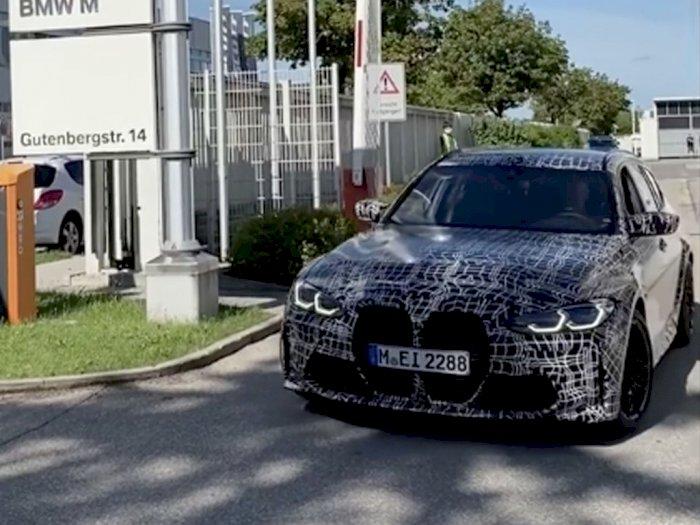 Seperti Ini Tampilan Mobil 2021 BMW M3 Touring, Terlihat Sangat Keren!