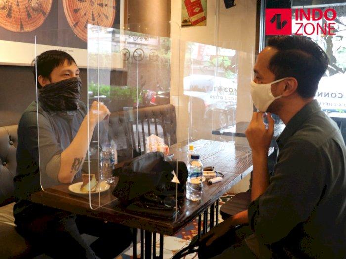 Label Indonesia Care Jadi Jaminan Restoran Terapkan Protokol Kesehatan Ketat