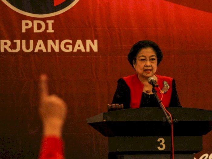 Sindir KAMI, Megawati: Kayaknya Banyak yang Kepingin Jadi Presiden