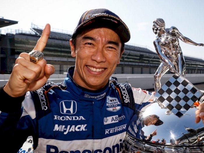 Pembalap Honda Dominasi Balapan Indianapolis 500