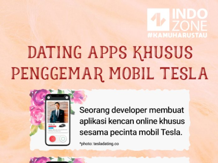Dating Apps Khusus Penggemar Mobil Tesla