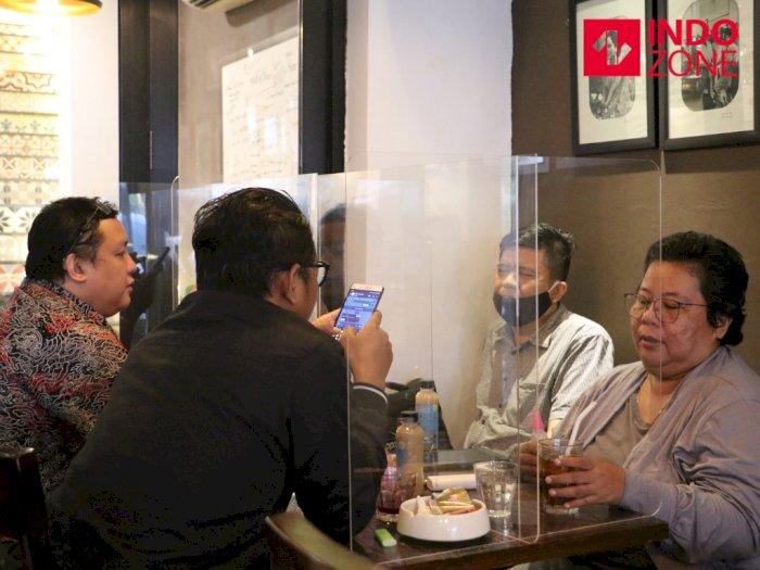 WFH dan Perubahan Perilaku Masyarakat Bikin Industri Restoran Meronta di Masa Pandemi