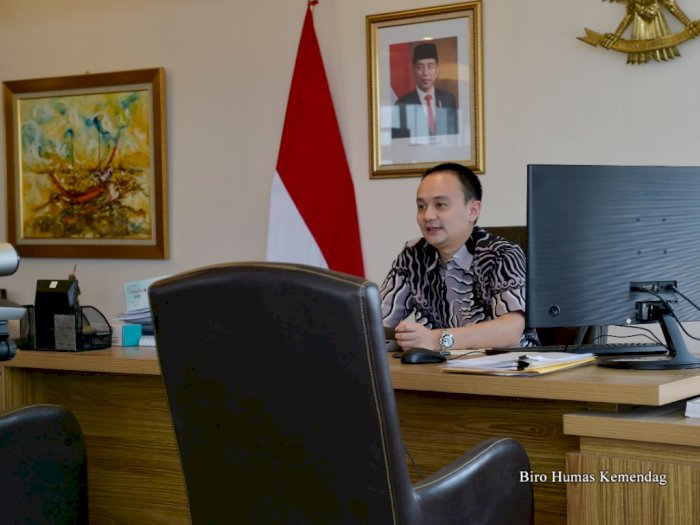 Wamendag Jerry Sambuaga: Inovasi Adalah Kunci Pengembangan Potensi Ekspor Pangan Indonesia