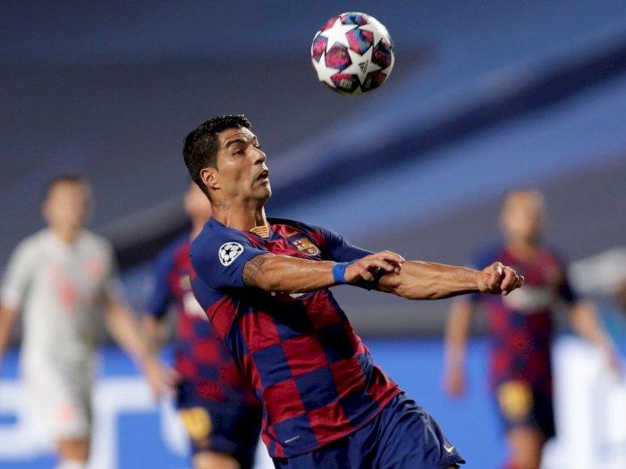 Overmars: Peluang Ajax Pulangkan Suarez dari Barcelona Kecil