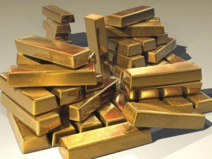 Optimisme Perdagangan AS-Tiongkok Mendorong Harga Emas Dunia Kembali Melemah